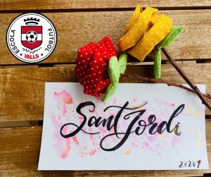 St. Jordi 2020